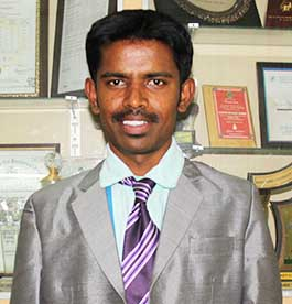 Mr. Hanumantharaju G K