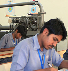Hydraulics & Hydraulic Machines Lab